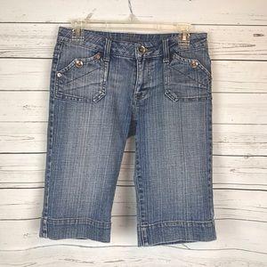 BOOM BOOM JEANS Pants - BOOM BOOM JEANS Bermuda shorts