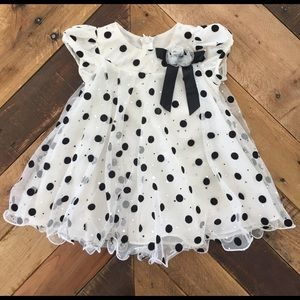 Bonnie Baby Other - Dress for special occasion (12 months)