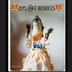 Other - 🦊SALE🦊 2 for 20% off