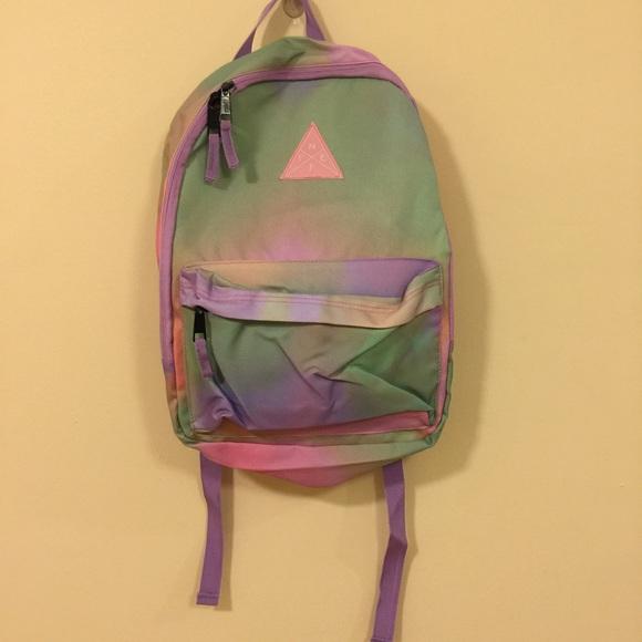 5a7c107af Neff - Scholar Tie Dye Backpack