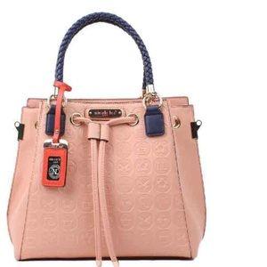 Nicole Lee Handbags - 🆕 Peachy Pink Shoulder Bag