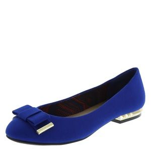 Christian Siriano Shoes - Christian Siriano for Payless Blue Flats