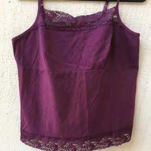 Other - Purple Camisole