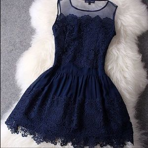 Dresses & Skirts - Navy blue dress