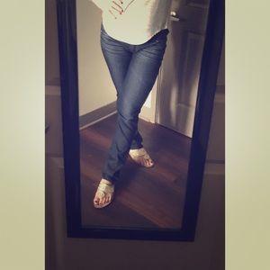 Express Denim - Express skinny low rise jeans