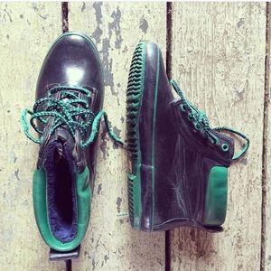 Vintage Sporto Rain Boot
