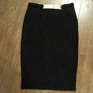 Dresses & Skirts - Black pencil skirt