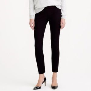 J. Crew Pants - J. Crew black Minnie pant in stretch twill