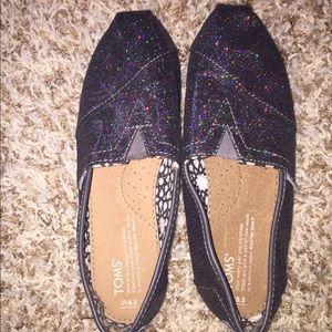 TOMS Shoes - Sparkle Toms