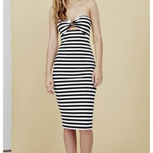 Bec & Bridge Dresses & Skirts - Bec and Bridge Seven Wonders Strapless Dress