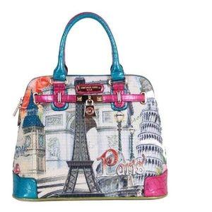Nicole Lee Handbags - 🆕 Europe Print Handbag