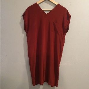 No. 6 Dresses & Skirts - No. 6 Burgundy Sill Dress