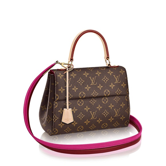 4f83dcc2fad Louis Vuitton Cluny BB