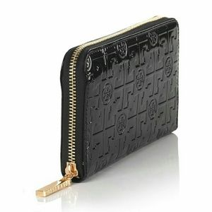 Tory Burch Handbags - Tory Burch embossed lux patent wallet