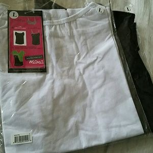 Undercover Mama Tops - NWT Undercover mama nursing tank bundle size L