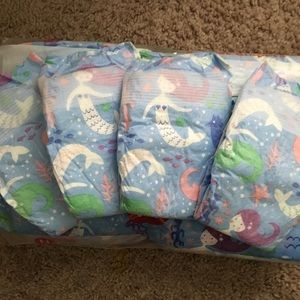 The Honest Company Other - FINAL Rare Mermaid Honest Company Diapers NB 💓