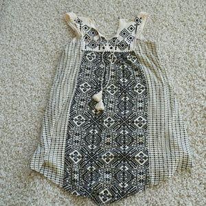 Jolt Dresses & Skirts - Jolt Dress Midi Mini Boho Aztec NWOT