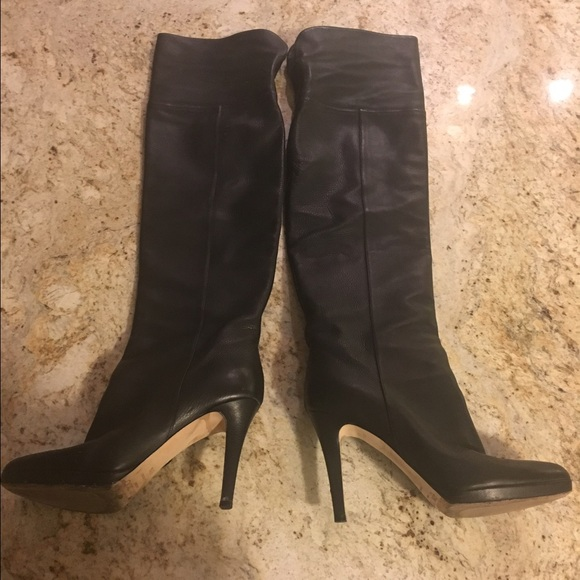 8fb0be7868bf Jimmy Choo Shoes | Authentic Over The Knee Giselle Boots | Poshmark