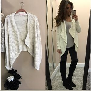 ALLOY Sweaters - 🌈 open front cardigan