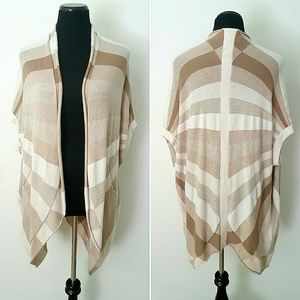 Anthropologie Draped Cardigan