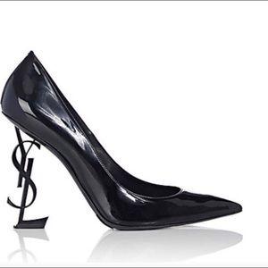 Saint Laurent Shoes - 💋New YSL Letter Heels