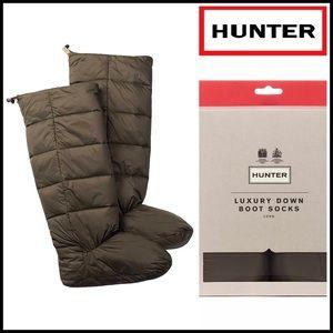 Hunter Boots Accessories - ❗1-HOUR SALE❗HUNTER ORIGINAL Tall Down Boot Socks