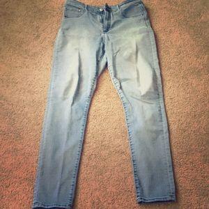 H&M Denim - High waisted jeans 😻😻