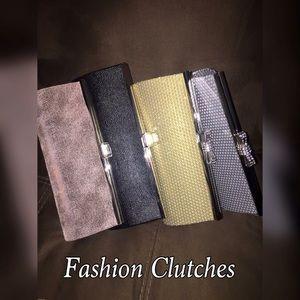 Handbags - Evening Clutches