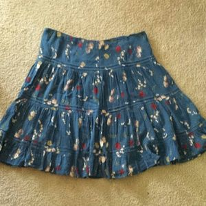 Chaps Dresses & Skirts - Woman's floral skirt