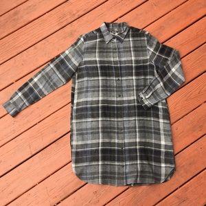 """Steven Alan Dresses & Skirts - STEVEN ALAN • Wool """"New Classic"""" Shirt Dress"""