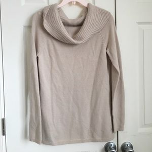 Ann Taylor Sweaters - ❗️❗️Cowl Neck Ann Taylor Sweater PRICE DROP ❗️❗️