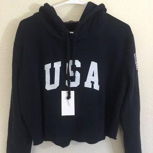 Brandy Melville USA Lennon hoodie