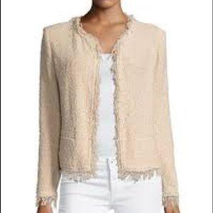 Nordstrom Jackets & Blazers - Cream Tan Boucle Blazer