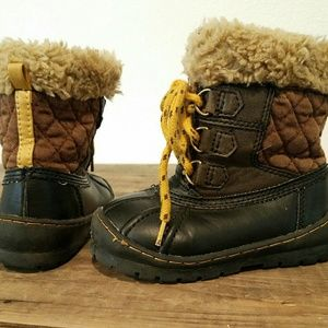 Baby Gap  Other - 🐙 Baby Gap Thinsulate Boots