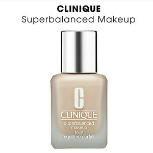 Clinique Other - Clinique (Silk bare 03) Supperbalanced foundation