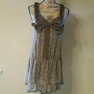 Anthropologie Dresses & Skirts - {Anthropologie} A'reve Boho Prairie Bow Dress