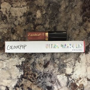 Colourpop Other - ColourPop Ultra Matte Lip {And Tarteist Lip Paint}
