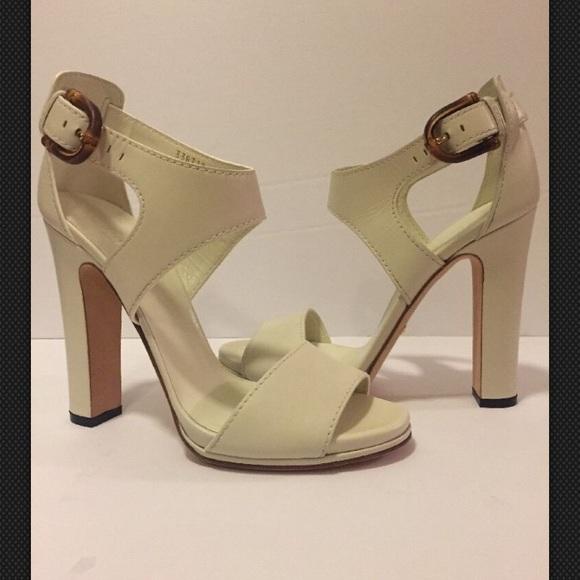 b9e729ef6df1 Gucci Lifford Heel Sandals 338712 A3N009110