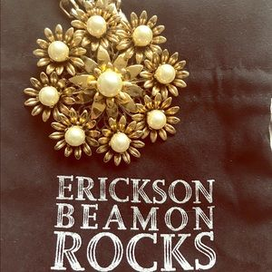 Erickson Beamon Jewelry - Custom piece Statement necklace