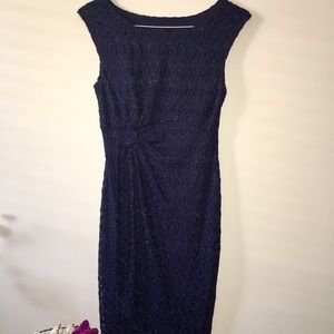 Connected Apparel Dresses & Skirts - NWOT CONNECTED APPAREL Stretch Lace Dress
