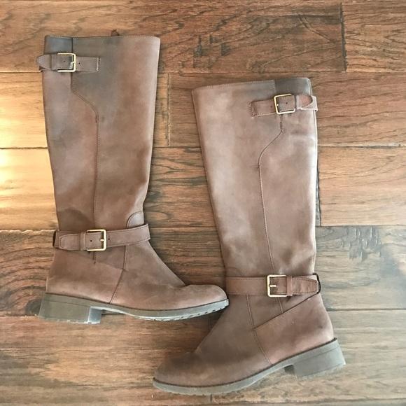 3dd39d90222 Cole Haan Shoes | Marla Waterproof Tall Boot | Poshmark