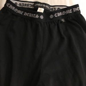 Chrome Hearts Pants - Authentic Chrome Hearts Leggings -Small and Large.