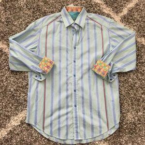 Robert Graham Other - Robert Graham Men's Dress Shirt