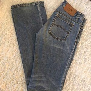 Armani Exchange Denim - Vintage Boot cut medium wash denim jeans
