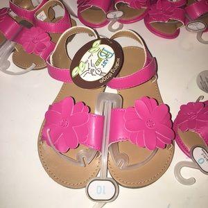 Baby Deer Other - Pink sandals by Baby Deer