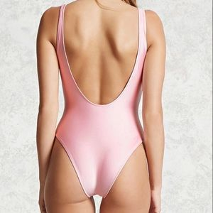Forever 21 Swim - Forever 21 ice cream swimsuit body suit one piece 1bcda9dc6