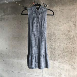 Theory chambray dress