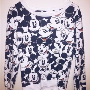 Mickey mouse sweat-shirt