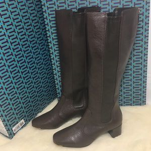 Tory Burch Shoes - Tory Burch IRELAND Tall Riding Boots