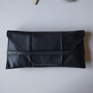 Black Urban Outfitters Clutch - Cooperative Brand